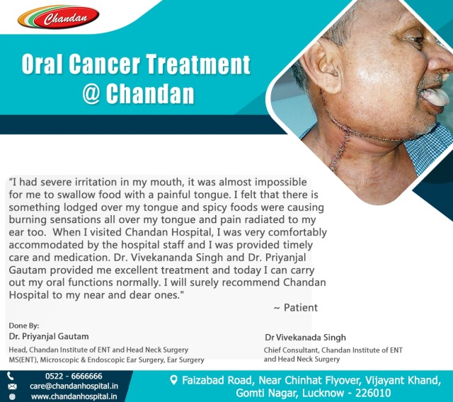 Best Cancer Treatment in Lucknow