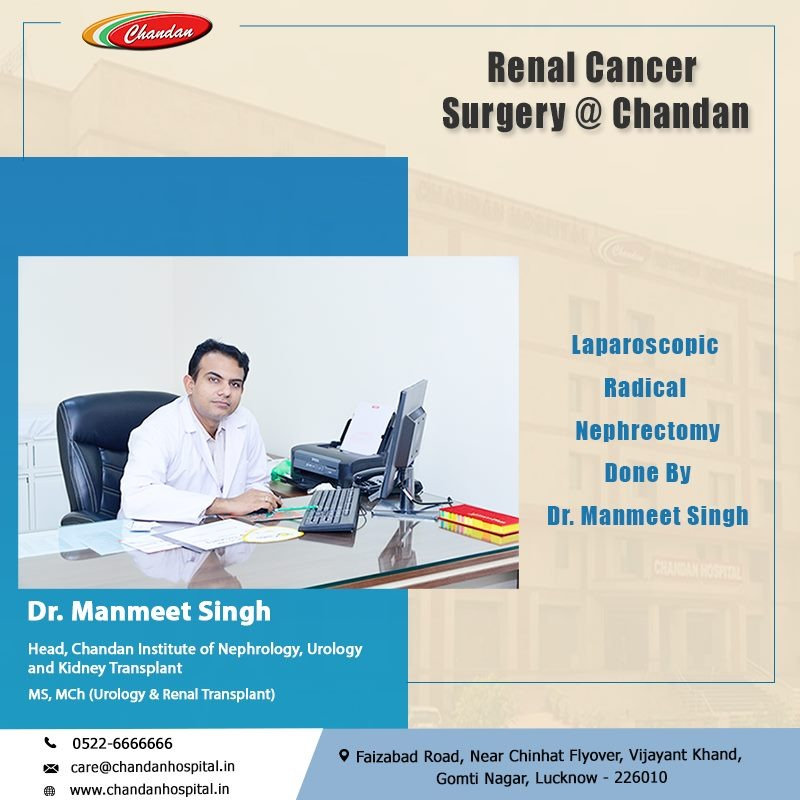 Renal Cancer Surgery in Lucknow - Chandan Hospital